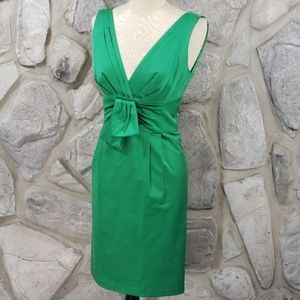Nanette Lepore Emerald Green Party Dress